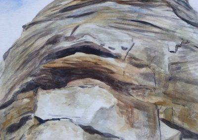 Valkyrie Pinnacle, Froggatt