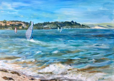 Summer Easterly, Portland Harbour SOLD