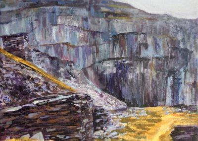 Llanberis Slate Quarry - SOLD