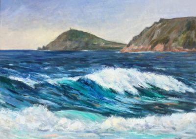 Towards Cape Cornwall SOLD
