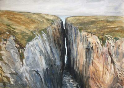 Huntsmans Leap, Pembrokeshire