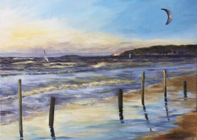 Evening Westerly Weston-Super-Mare SOLD
