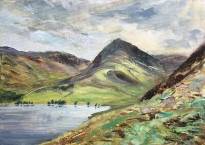 Fleetwith Pike, Lake District SOLD