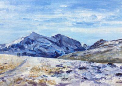 Winter Snowdon